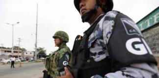 Guardia Nacional asegura 100 kg de marihuana en Jalisco