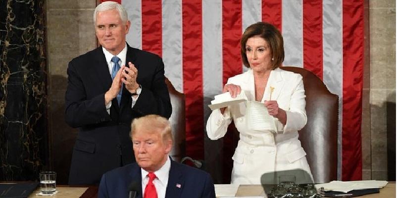 Trump de nuevo contra migrantes