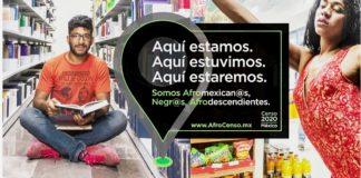 Afrodescendientes, censo en México