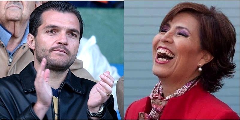 Ahumada y Rosario Robles