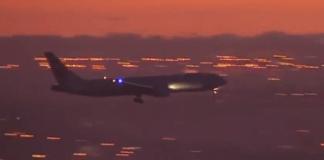 Sin incidentes el aterrizaje del avión Air Canada en España