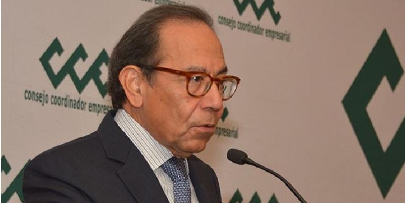 Carlos Lomelí, Consejo Coordinador Empresarial