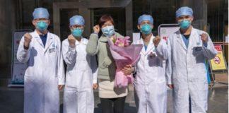 China, pacientes recuperados de coronavirus