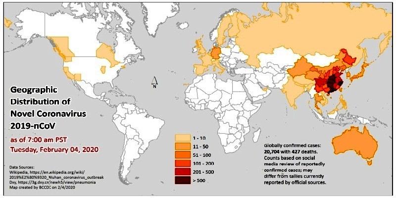 Coronavirus, OMS informa