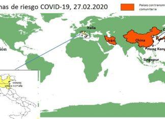 Covid-19, al 27 de febrero