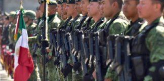 AMLO Dia del Ejército Mexicano