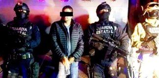"""Sedena detiene a lugartenientes de """"El Marro"""""""