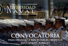 Universidad Naval abre convocatoria