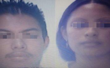 Giovanna 'N' y Mario 'N' presuntos responsables de la muerte de Fátima