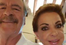 Fox, desvaría, propone a Martha Sahagún para presidenta de México