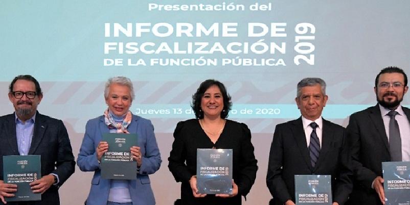 Función Pública, Fiscalización