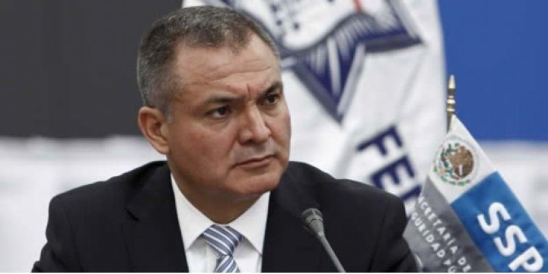 García Luna ofrece millón de dólares de fianza
