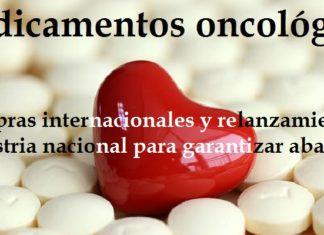 Medicamentos oncológicos garantizados, Insabi