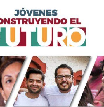 Jóvenes Construyendo el Futuro, convocatoria