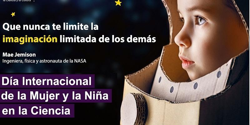 Mujer, niña y ciencia, dia internacional