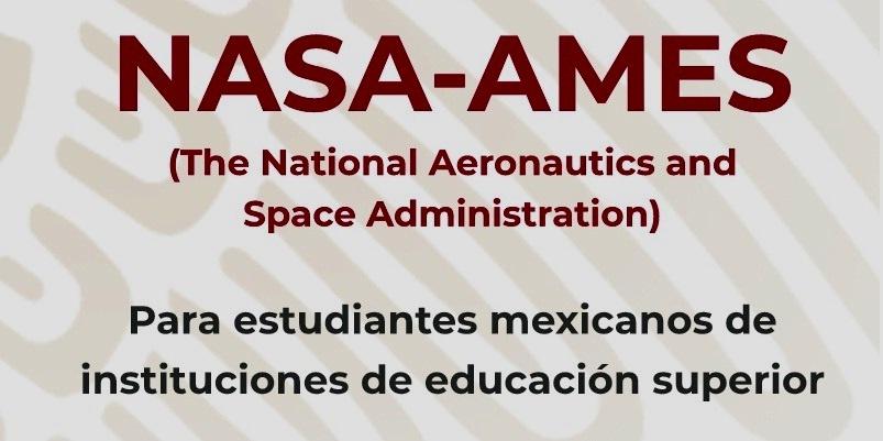 Espacial Mexicana, convocatoria NASA