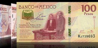 Peso mexicano fortalecido