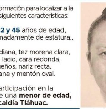 FGJ difunde retrato hablado de mujer que se llevó a Fátima