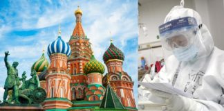 Rusia restringe viajes de China