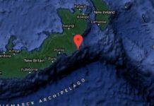 Sismo de 6.2 sacaude Papúa Nueva Guinea, sin daños