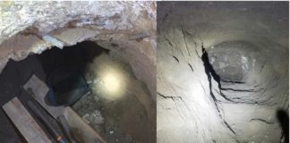 Guardia Nacional descubre túnel en Sonora