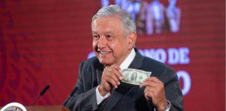 AMLO señala que EU estabiliza economía mundial