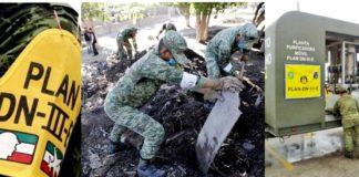 AMLO: Ante covid ejército con fines sanitarios