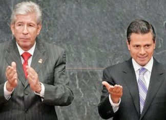Gerardo Ruiz Esparza es hospitalizado tras sufrir infarto