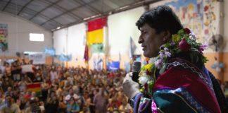 Evo Morales: Si hubo fraude en Bolivia fue de la OEA