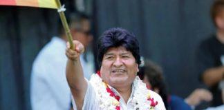 Evo Morales pide acompañar al pueblo de Bolivia ante elecciones