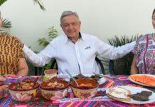 AMLO: Gastronomía mexicana, parte de la identidad cultural