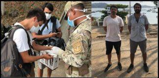 SRE desembarcan cineastas en Panamá