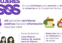 CDMX: Casa por casa, visitarán a mujeres para evitar violencia de género