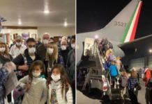 En avión de Fuerza Aérea regresan a su país mexicanos y argentinos