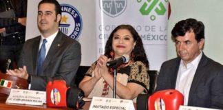 Llaman a romper récord, clase masiva de box en el Zócalo