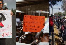 Movimiento estudiantil en la BUAP