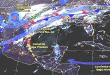 Clima, 4 de marzo del 2020
