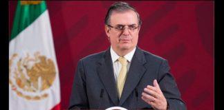 Ebrard informó de reunión con G20