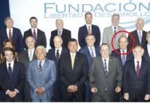 Felipe Calderón en reunión de derechas en Guatemala