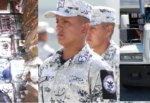 Chiapas, Guardia Nacional en acción