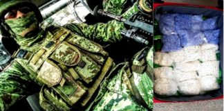 Guardia Nacional descubre dosis ilegales en Tuxtla
