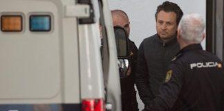 Trasladan a Emilio Lozoya desde Málaga a una prisión en Madrid