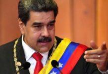 Acusa EU a Nicolás Maduro por narcotráfico, ofrece 15 mdd por su captura