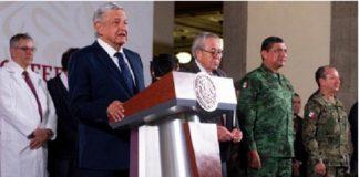 Covid:Marina y Ejército a reforzar Salud