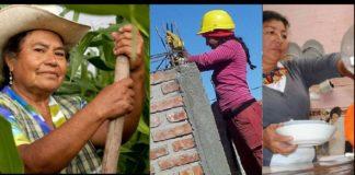 Mujeres mexicanas, trabajo no remunerado