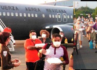 Relaciones Exteriores, apoyo a mexicanos varados
