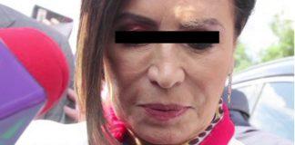 Rosario Robles pierde amparo