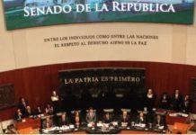 Senado continúa actividades legislativas