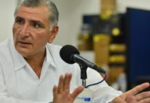 Gobernador de Tabasco, segundo mandatario en dar positivo a Covid
