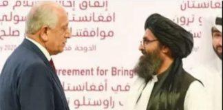 EU y talibanes firman la paz
